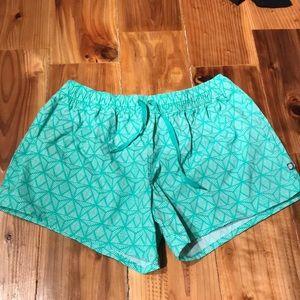 Lauren James Printed Shorts